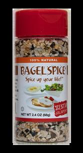 Bagel Spice Zesty Jalapeno